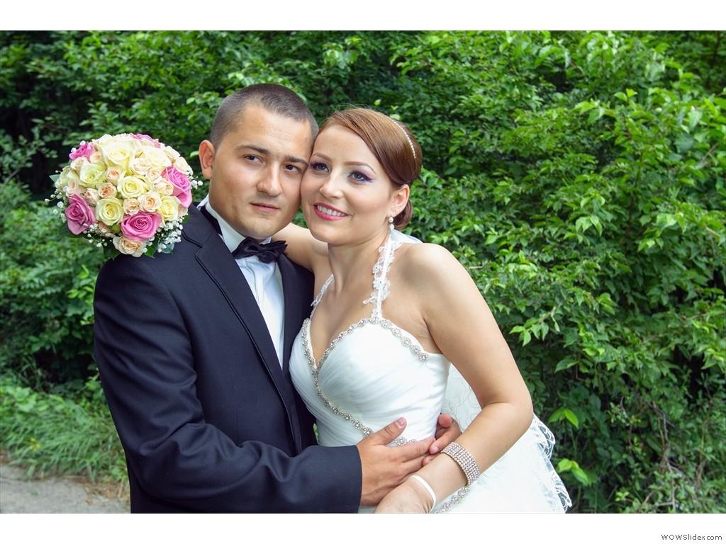Fotografii de nunta Botosani - Alina-Lenuta si Marius-Ionut