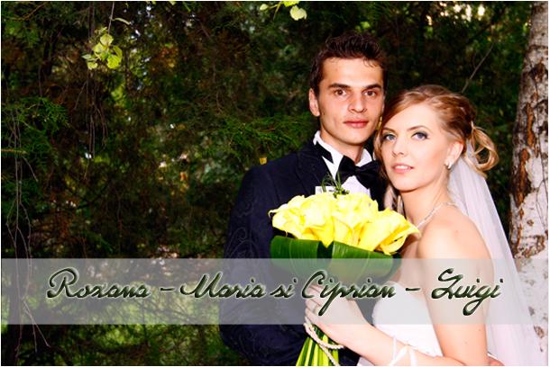 Album foto Nunta Roxana - Maria si Ciprian - Luigi